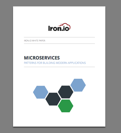 Iron.io Microservices